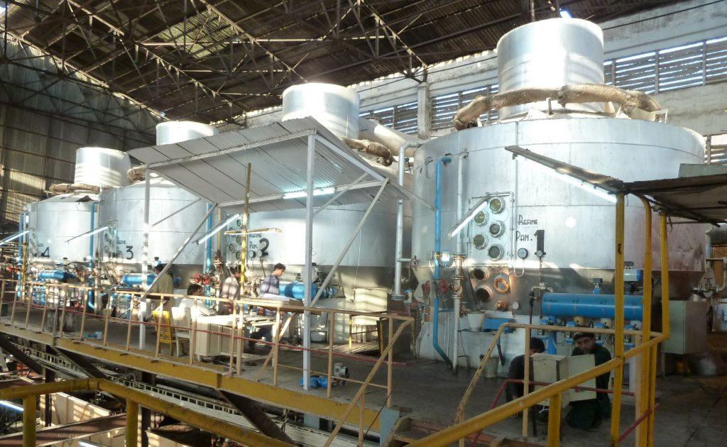 Pan automation at Mehran