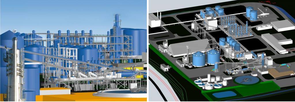 Project references- Grain Sorgham based ethanol plant