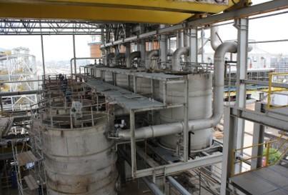 New Raw Sugar Refineries