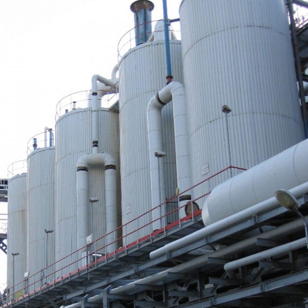 Carbonatation system